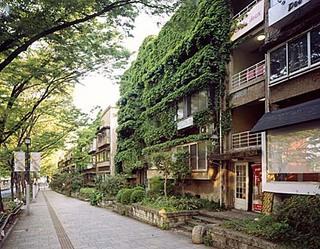 在りし日の青山同潤会アパート.jpg